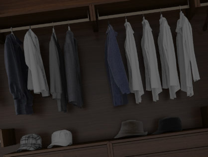 Wardrobe & Storage Planning